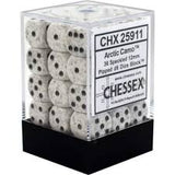 Chessex Speckled D6 (Set of 36)