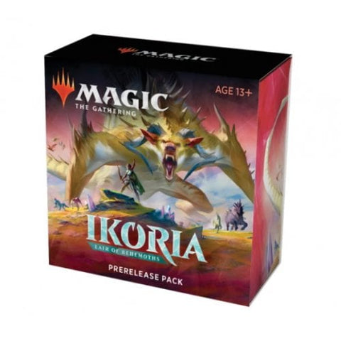 Ikoria- Lair of Behemoths Prerelease (1x Prerelease Kit)