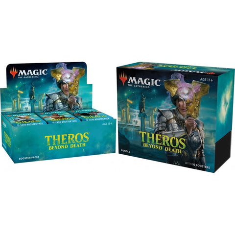 Theros: Beyond Death Booster Box Plus Bundle