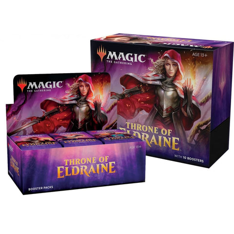 Throne of Eldraine Booster Box + Bundle