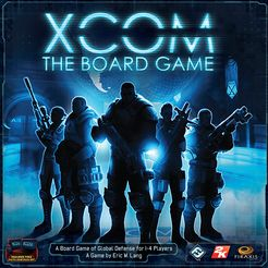 XCOM:The Board Game