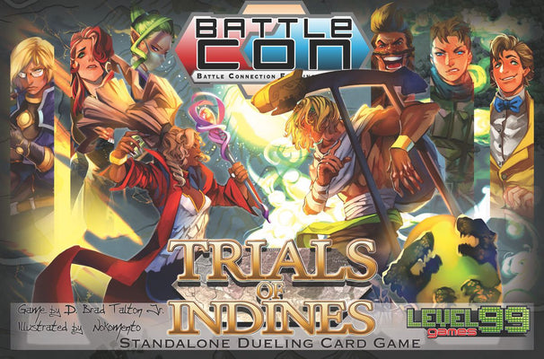 BattleCON: Trials Of Indines