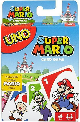 Uno: Super Mario Bros. Edition
