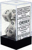 Chessex Speckled Poly Dice (Set of 7)