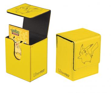 Pikachu Flip Box for Pokémon