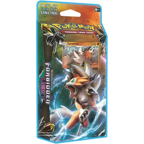 Pokemon Forbidden Light Theme Deck