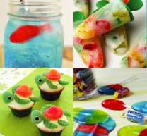 Summer Candy Crafts for Kids