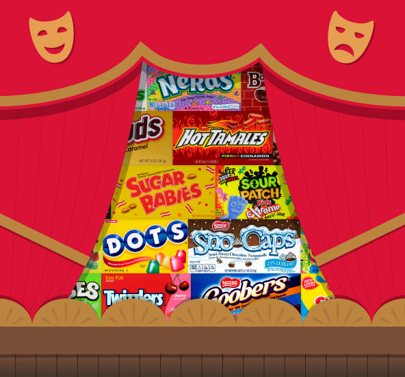 How to Pick the Perfect Movie Candy