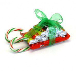 "Candy Sleigh –  8 Days of ""Crafts-mas"""