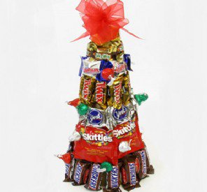 "12 Days of ""Craft-Mas"" – Day 7 – Candy Bar Tree"
