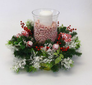 "Holiday Centerpiece – 8 Days of ""Crafts-mas"""
