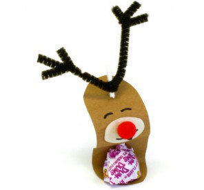 "Dum Dum Reindeer – 8 Days of ""Crafts-mas"""