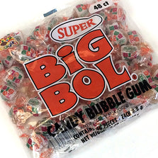 Image of Big Bol Candy Bubble Gum collection