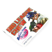 Image of Big League Chew Bubble Gum collection