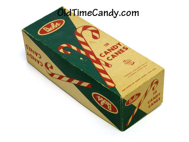 Candy Canes box