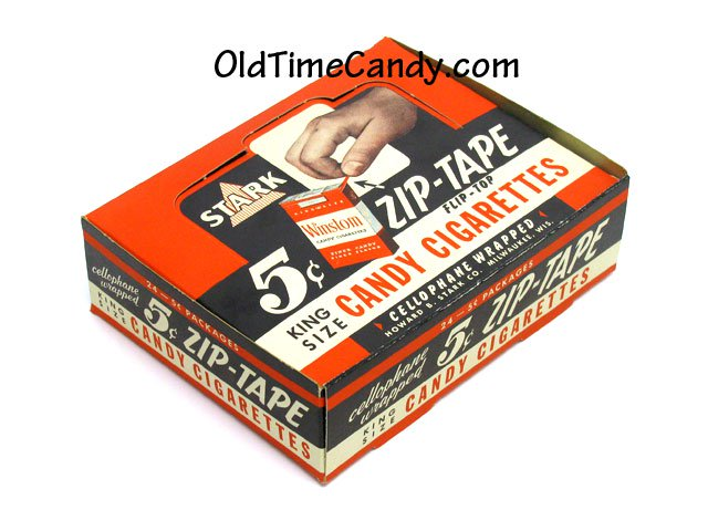Candy Cigarettes Box