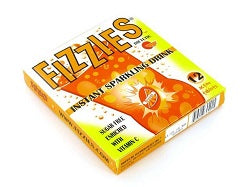 fizzies orange