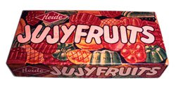 Heide Jujyfruits box