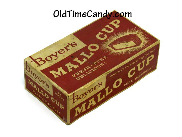 Mallo Cups box