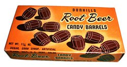 Root Beer Barrels
