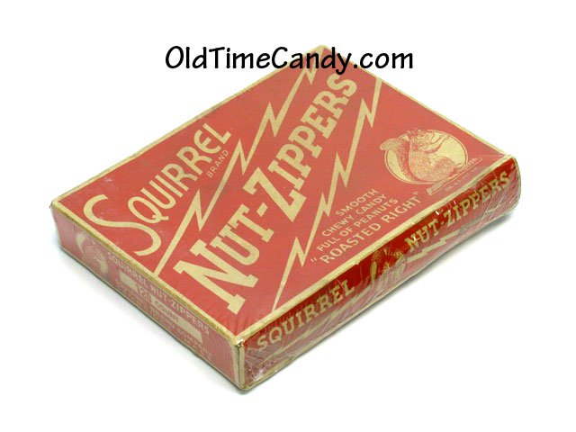 Squirrel Nut Zippers box