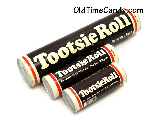 Tootsie Roll Midgees bank
