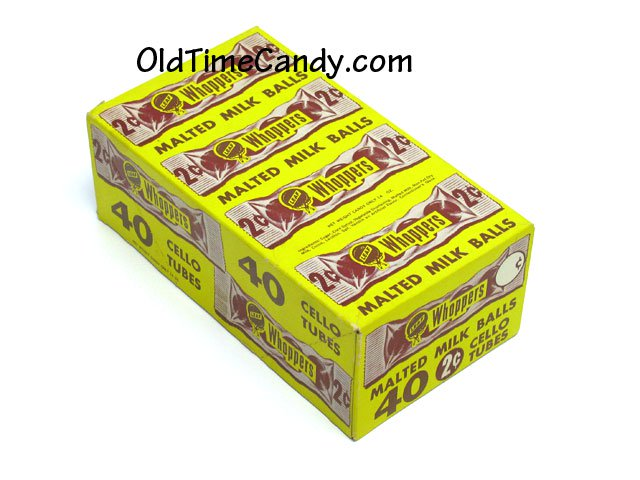 Whoppers box