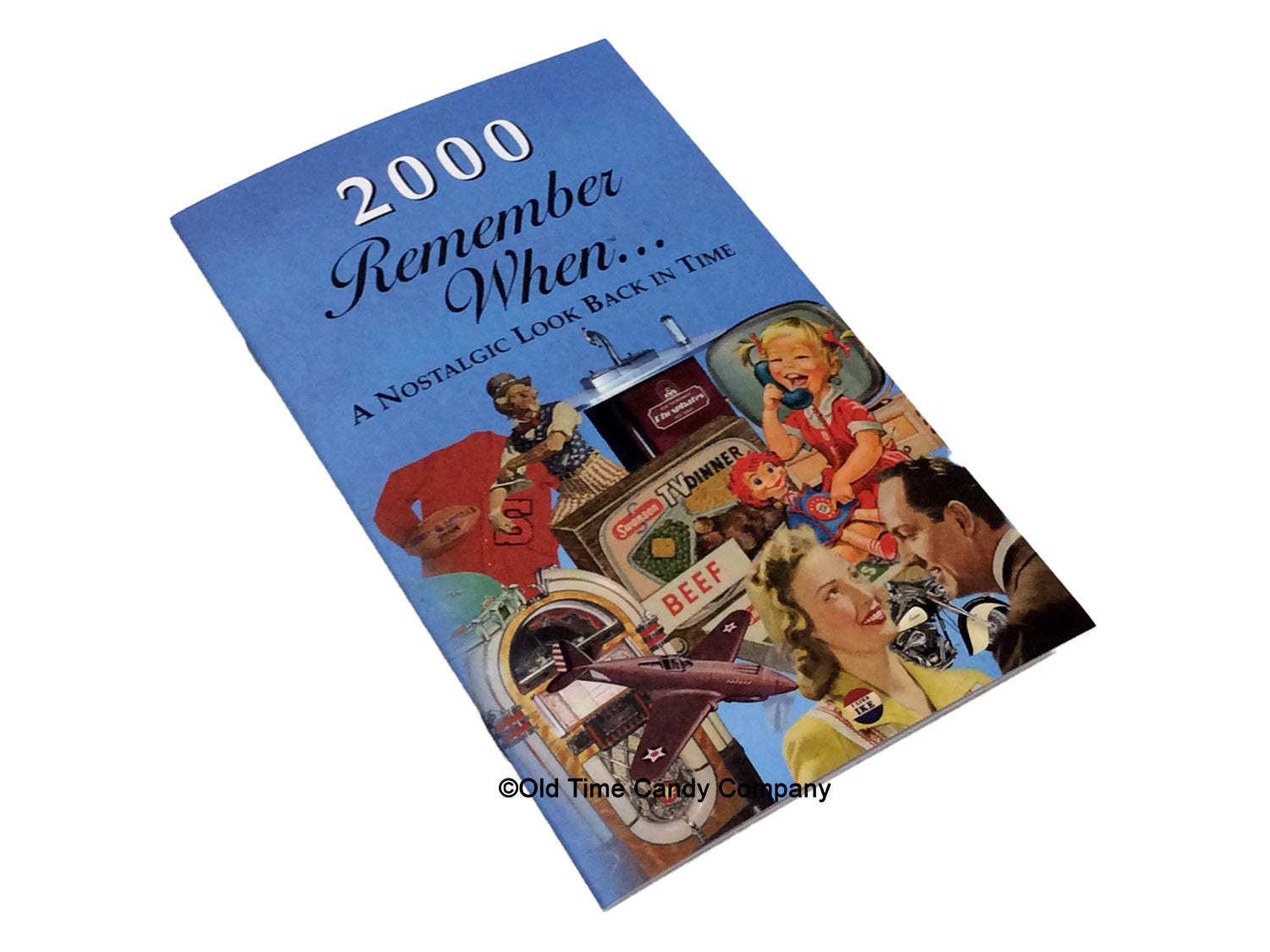 Remember When Booklet - 2000