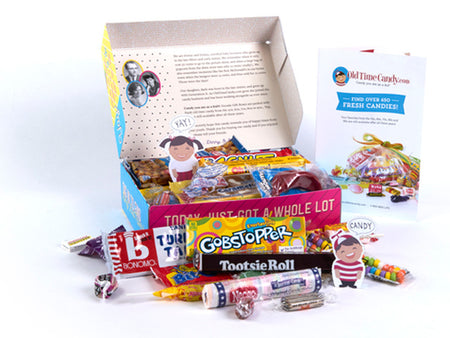 2 lb Decade Candy Gift Box