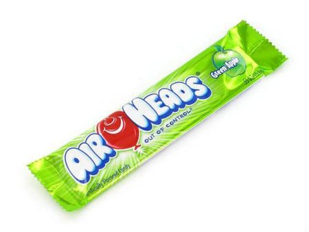 Airheads - Green Apple - 0.55 oz bar