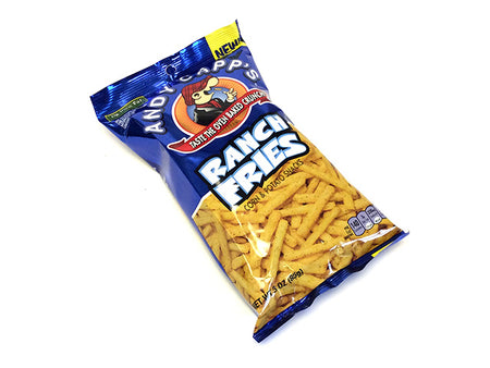 Andy Capp's Ranch Fries - 3 oz bag
