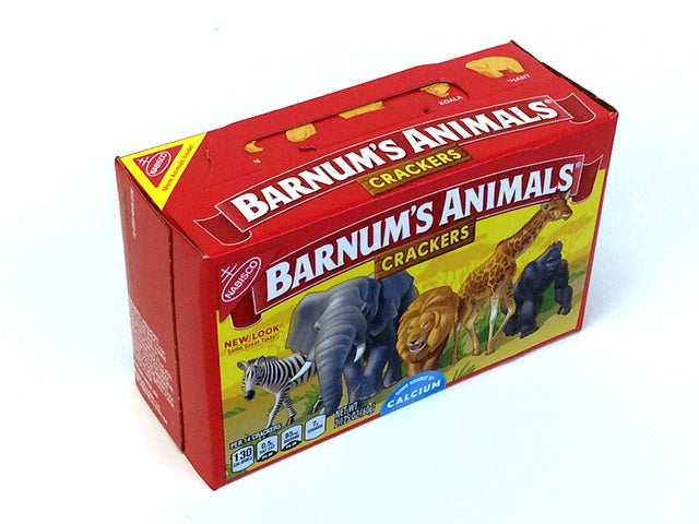 Barnum's Animal Crackers - 2.125 oz box