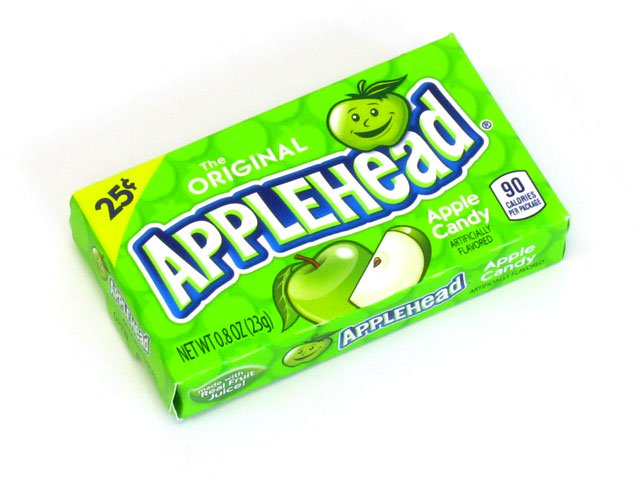 Appleheads - 0.8 oz box - box of 24