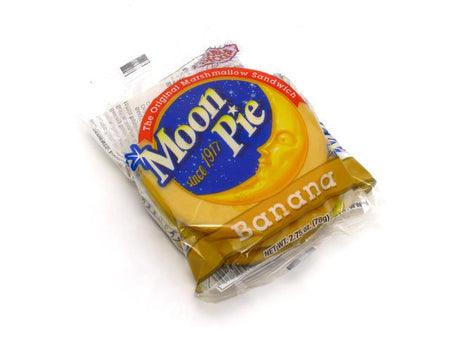 Moon Pie - Banana Double Decker