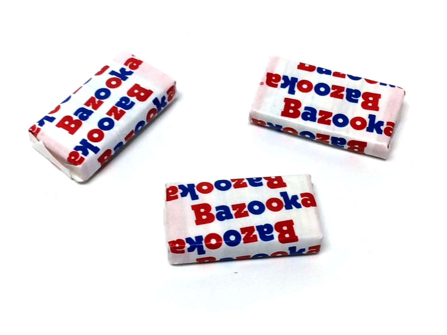 Bazooka Bubble Gum - 1 piece