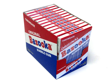 Bazooka Gum Mini Wallet - 6 piece - box of 12