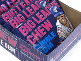 Big League Chew - blue raspberry - 2.1 oz pouch - box of 12