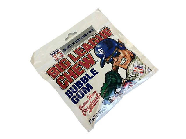 Big League Chew - original - 2.1 oz pouch