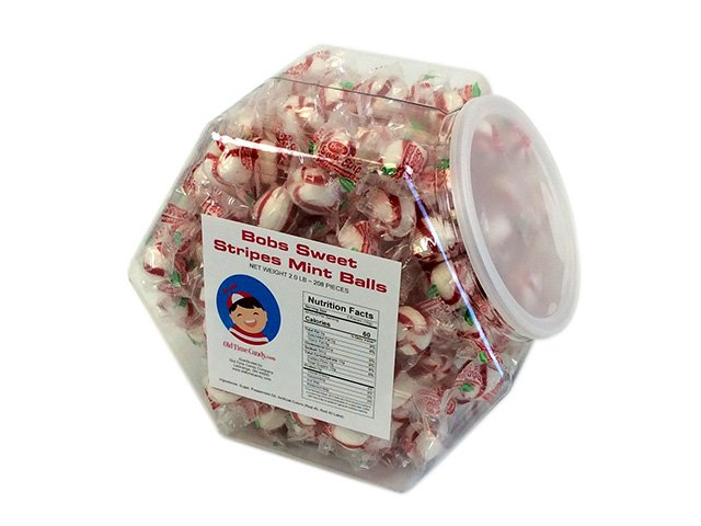 Plastic Tub shown with Candy