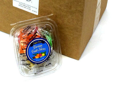 Fruit Slices (Boston Fruit) - sugar-free assorted