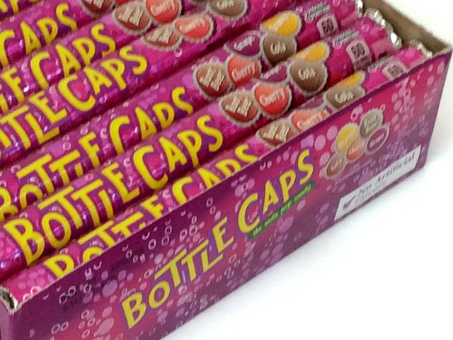 Bottle Caps - 1.77 oz roll - box of 24