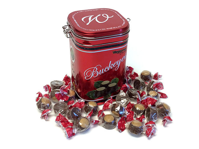 Buckeyes - Milk Chocolate - 1.5 lb Gift Tin