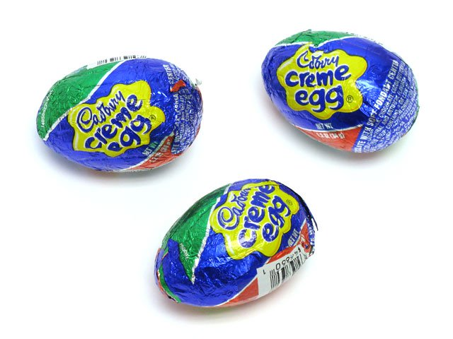 Cadbury Mini Creme Eggs - 1 dozen