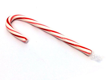 Candy Canes - Red & White - 6 oz tray of 12