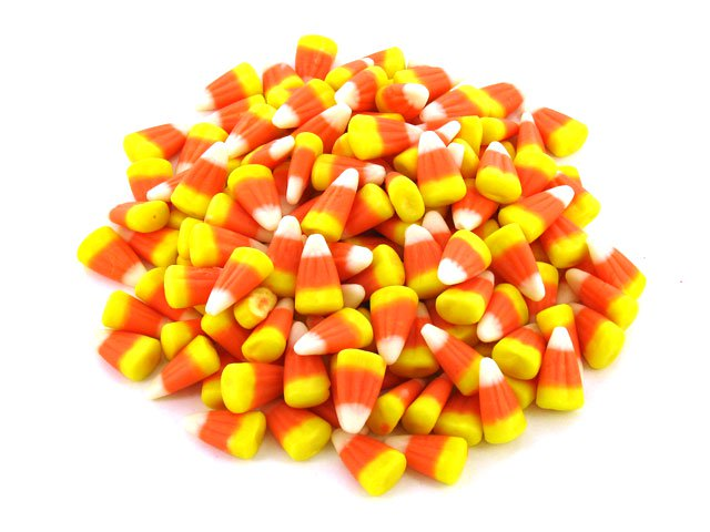 Candy Corn - Bulk 3 lb bag (770 ct)