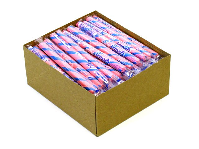 Stick Candy - cotton candy - box of 80