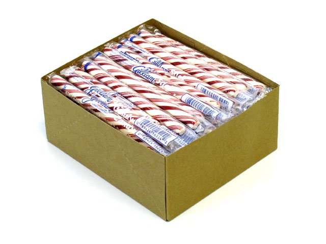 Stick Candy - peppermint - box of 80
