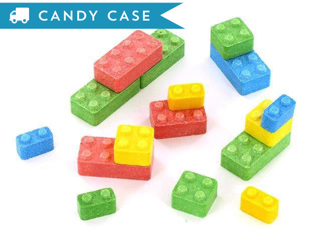 Candy Blox - bulk 11 lb case (2200 ct)