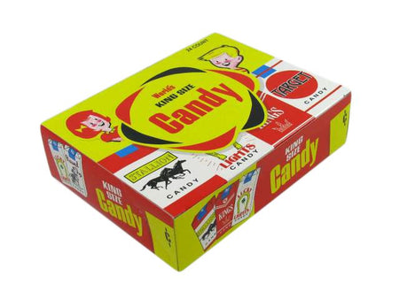 Candy Cigarettes - box of 24 packs