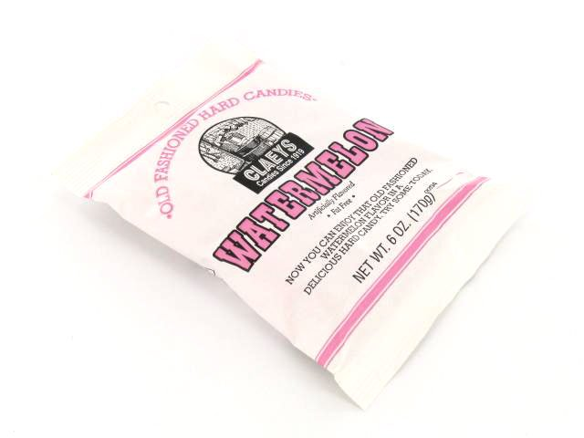 Candy Drops - watermelon - 6 oz bag